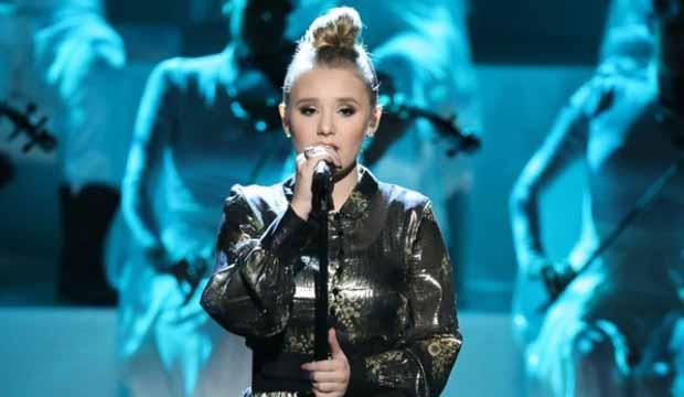 Addison Agen Finale The Voice