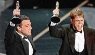 Ben Affleck Matt Damon Good Will Hunting Oscars