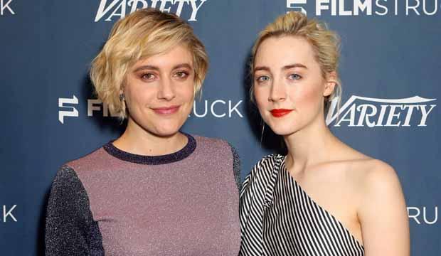Greta Gerwig Saoirse Ronan Lady Bird