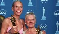 Gwyneth Paltrow Judi Dench Oscars