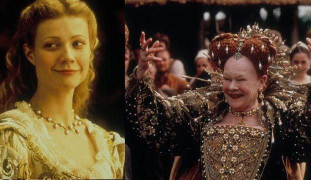 Oscar-Winning-Actresses-Judi-Dench-and-Gwyneth-Paltrow