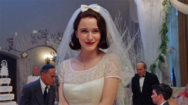 rachel brosnahan the marvelous mrs. maisel 2017 television breakthrough performers