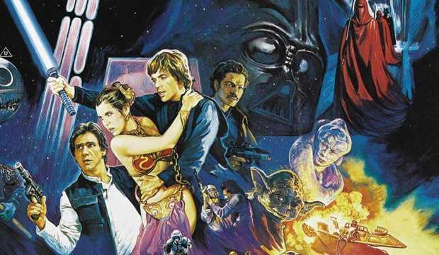 Star Wars Top 20 Characters