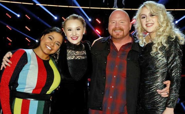 The Voice Final 4 Season 13
