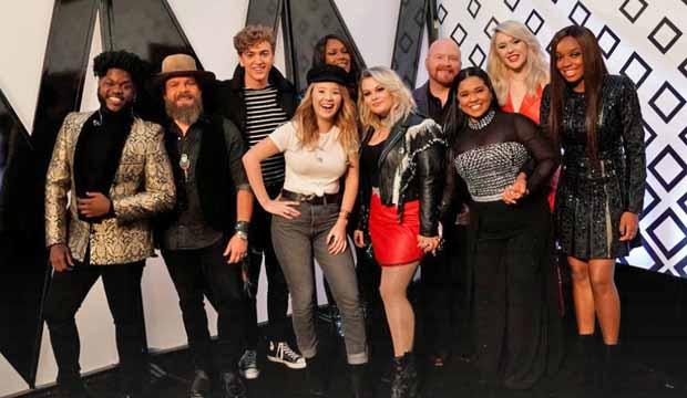 Top 10 The Voice Performances Season 13