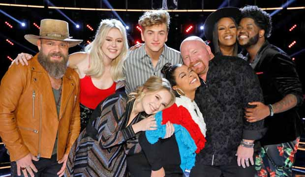 Top 8 The Voice Season 13