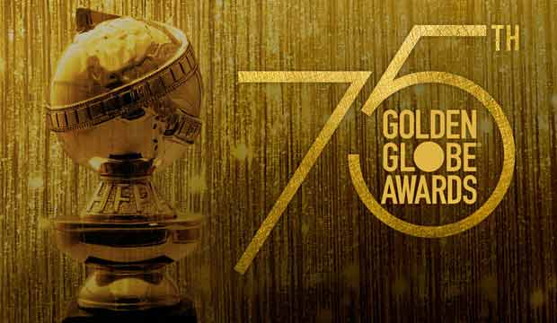 golden globes 2018 logo