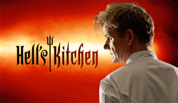 Gordon Ramsay Hells Kitchen