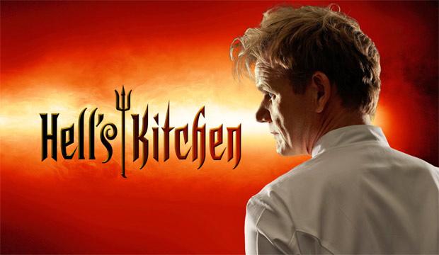 Hells Kitchen Logo Gordon Ramsay