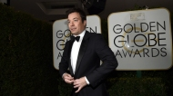 Jimmy Fallon's Opening at the Golden Globes