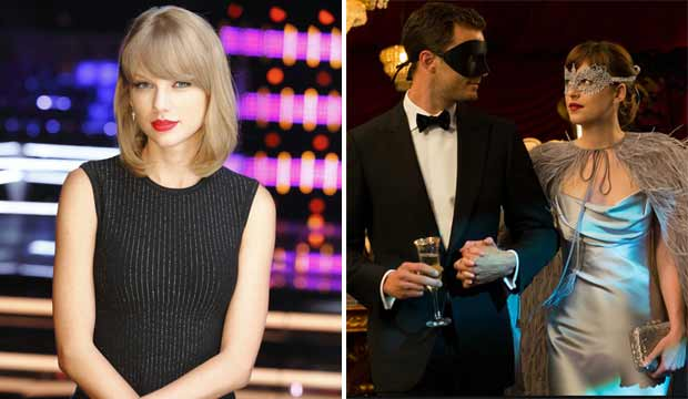 Fifty Shades Of Oscar Taylor Swift Earn A Best Song Nomination Goldderby