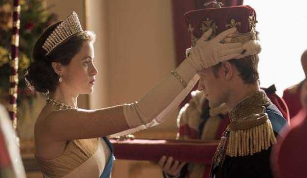 claire foy matt smith the crown