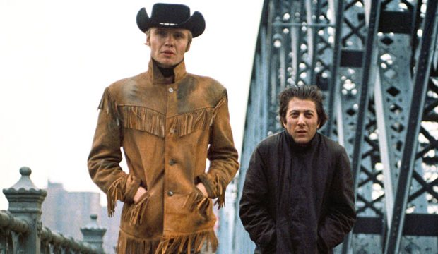 When Co-Stars Collide At Oscars: Win Or Split The Vote-Dustin Hoffman vs. Jon Voight 'Midnight Cowboy,' 1969