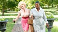 When Co-Stars Collide At Oscars: Win Or Split The Vote-Octavia Spencer vs. Jessica Chastain 'The Help,' 2011
