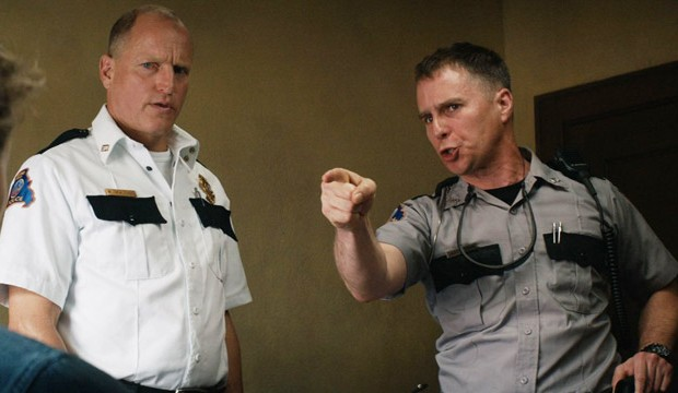 When Co-Stars Collide At Oscars: Win Or Split The Vote-Woody Harrelson vs. Sam Rockwell 'Three Billboards Outside Ebbing, Missouri,' 2017