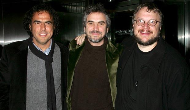 Alejandro G. Inarritu Alfonso Cuaron Guillermo del Toro