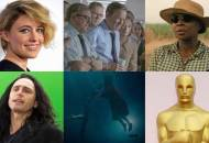 Greta Gerwig The Post Mary J. Blige James Franco The Shape of Water