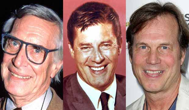 SAG Awards Martin Landau Jerry Lewis Bill Paxton