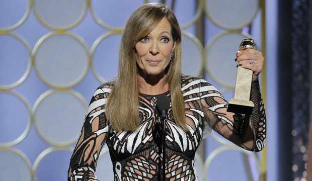 Allison Janney Golden Globes 2018