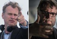 Christopher Nolan and Guillermo Del Toro
