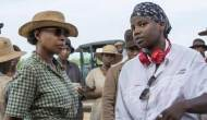 Dee Rees directing Mudbound