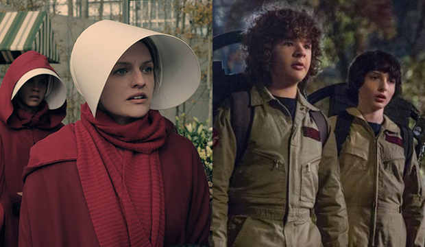 The Handmaid's Tale; Stranger Things