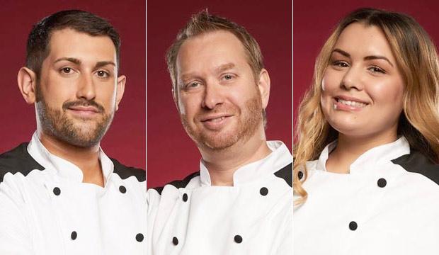 hells kitchen final 3 nick peters bond benjamin - Hells Kitchen Season 17