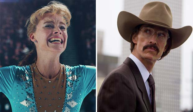 I Tonya and Dallas Buyers Club