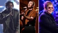 Kendrick Lamar Sam Smith Elton John