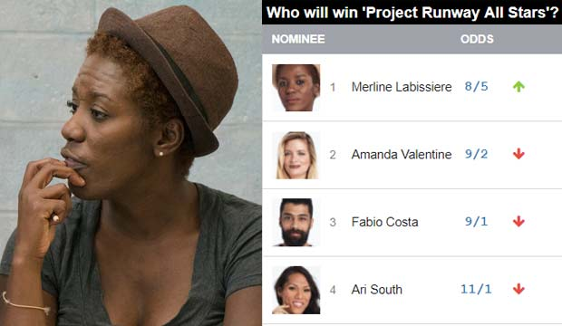 Merline Labissiere Project Runway All Stars