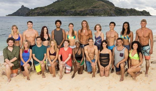 'Survivor: Ghost Island' Cast Photos