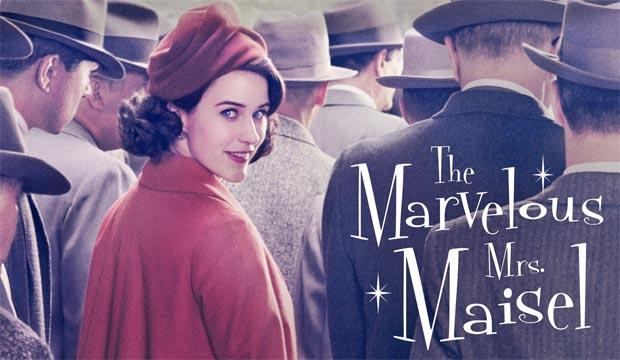 'The Marvelous Mrs. Maisel' is Emmy frontrunner for Best ...