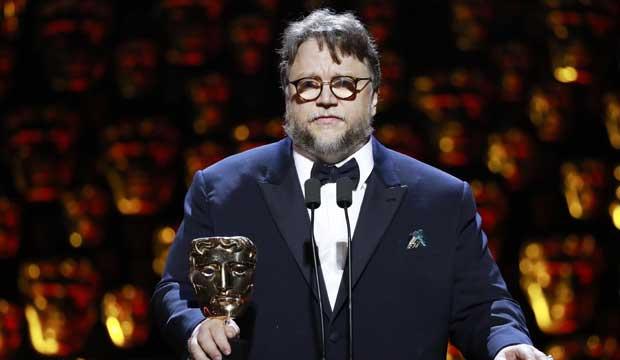 2018-BAFTA-Awards-Guillermo-del-Toro