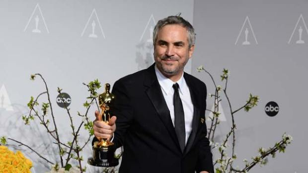 Oscars-best-director-alfonso-cuaron-gravity