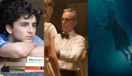 Call Me By Your Name Phantom Thread The Shape of Water