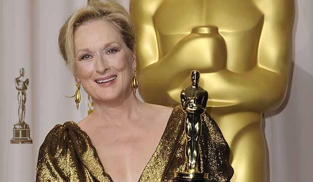 Meryl Streep The Iron Lady Oscars