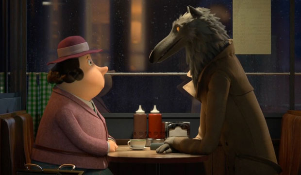 2018 Oscars Best Animated Short nominee: 'Revolting Rhymes' is a slightly twisted take on classic fairy tales