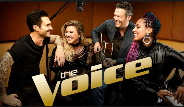 The Voice' live shows start April 16, season 14 finale on May 22
