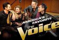 Voice Coaches Season 14