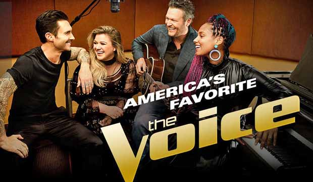 The Voice' season 14 episode 3: Vote for your favorite blind