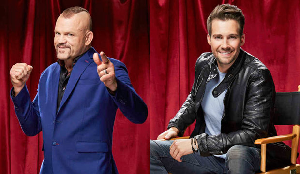 celebrity-big-brother-Chuck-Liddell-James-Maslow