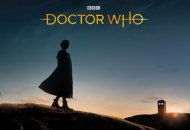 Doctor Who Logo with Jodie Whittaker