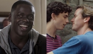 Daniel Kaluuya, Get Out; Timothee Chalamet and Armie Hammer, Call Me by Your Name