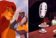 The Lion King and Spirited Away