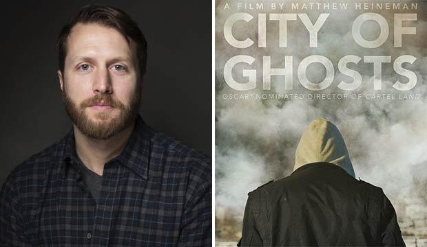 Matthew Heineman City of Ghosts