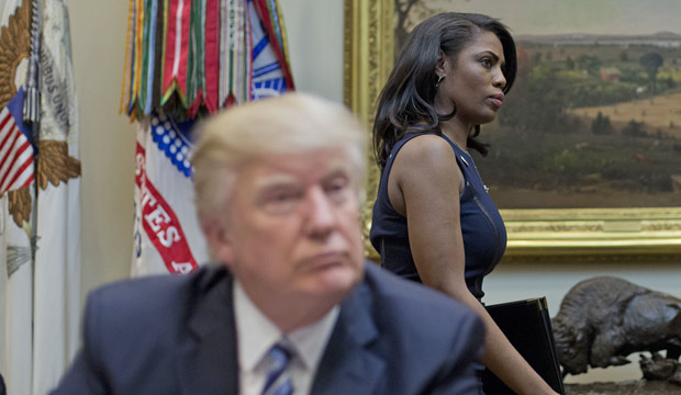 omarosa-donald-trump-white-house
