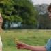 Saoirse Ronan and Billy Howle, On Chesil Beach