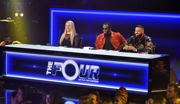 the-four-judges-Meghan-Trainor-Sean-Diddy-Combs-DJ-Khaled