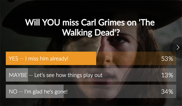 will-you-miss-carl-grimes-on-the-walking-dead-poll-results