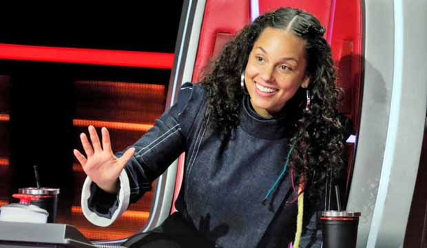 Alicia Keys The Voice Battle Round